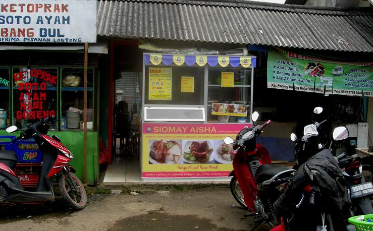 Siomay Bandung Enak